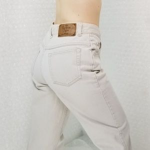 MODA INT'L The London Jean VTG 90s high-waist jean